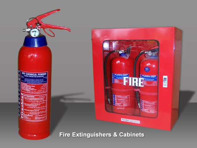 Haseen Habib Corporation (Pvt ) Ltd  | Fire Fighting Equipment
