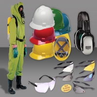 MSA Chemical Suits & PPEs